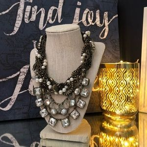 Bombshell Statement Necklace